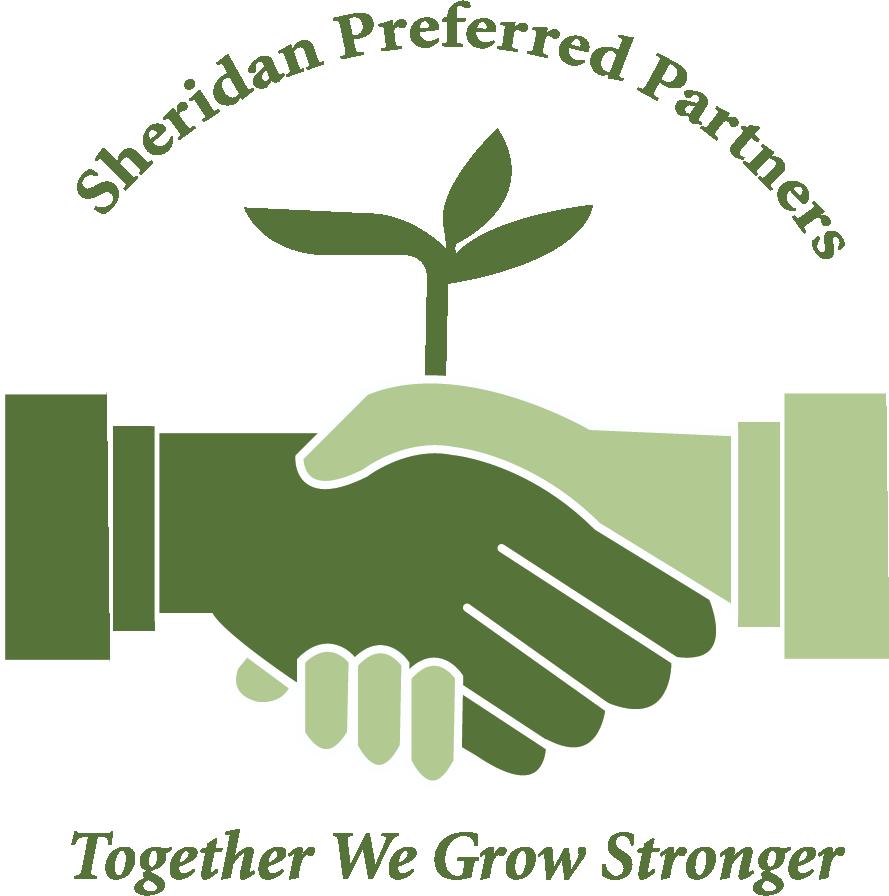 Sheridan Preferred Partners logo